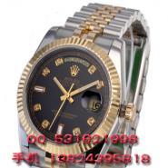 劳力士手表机械机芯双日历18K金图片