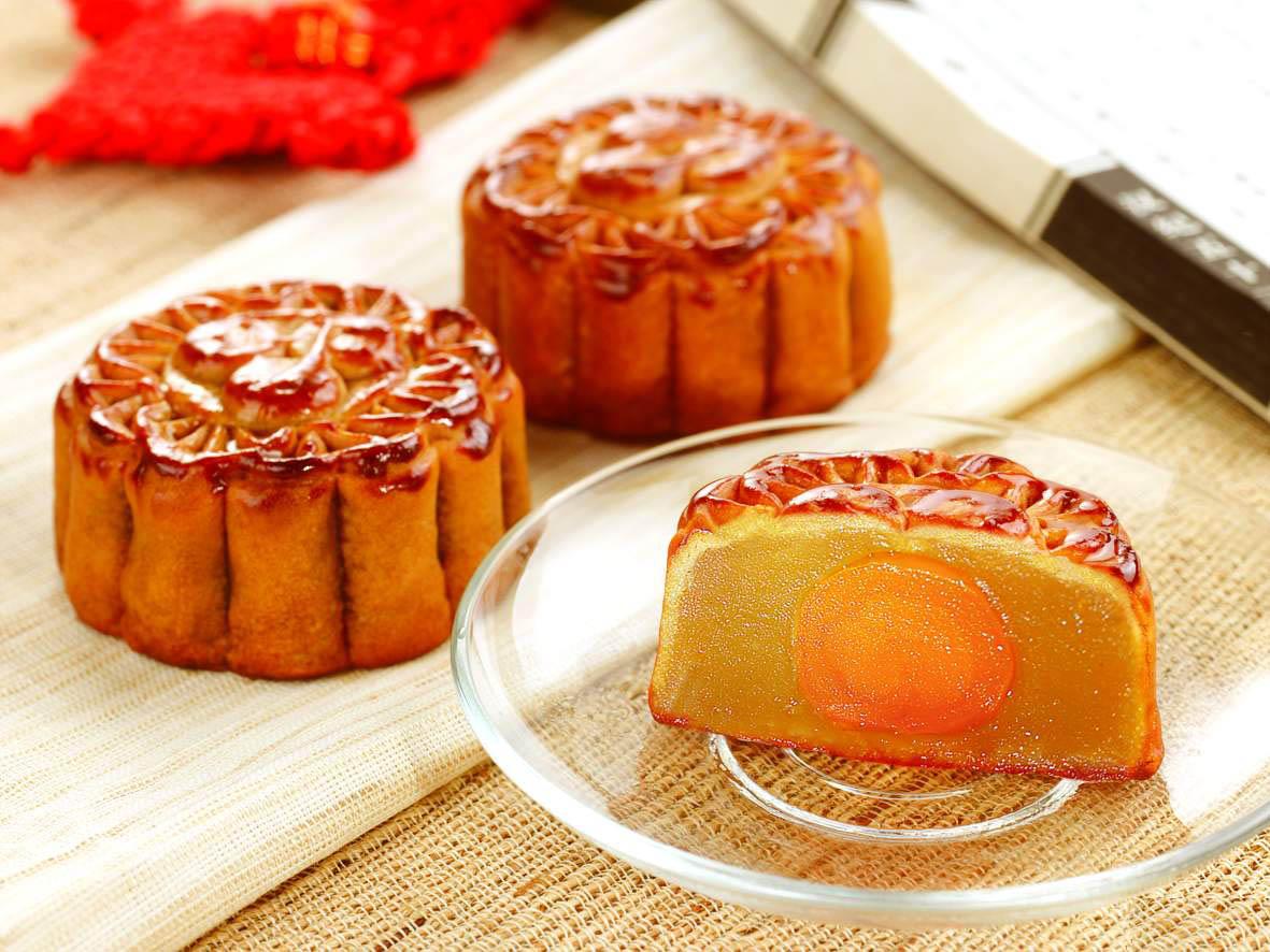 中秋月饼制作方法