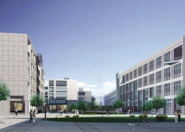 供应校园景园绿化设计方案施工图库学校景观规划设计
