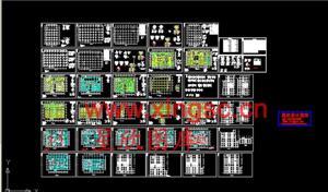 大型供热管网小区燃气工程设计图片/大型供热管网小区燃气工程设计样板图