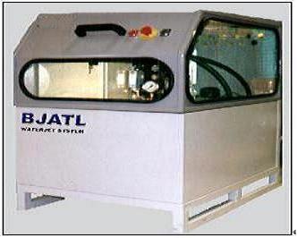 供应皮革水射流切割机 高压水射流纯水实验设备批发