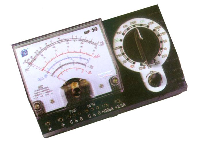 供应云南万用电表mf50型万用电表