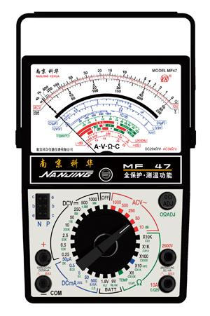 mf47型万用电表图片
