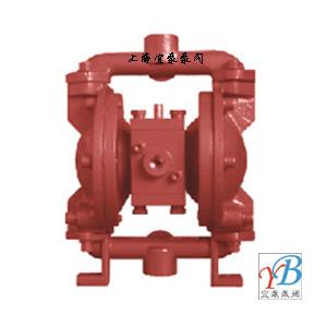 供应第三代QBK气动隔膜泵