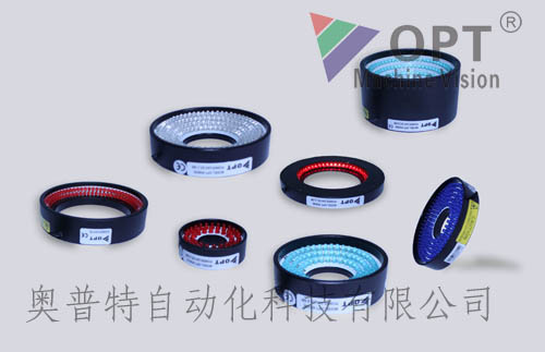 奥普特供应LED环形光源LED光源LED环形光批发