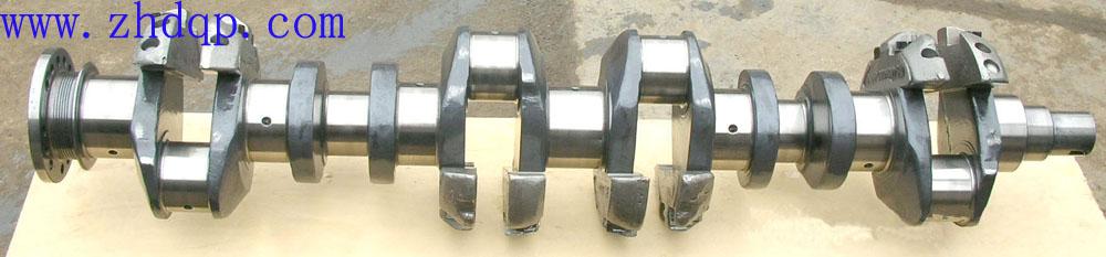 供应奔驰卡车曲轴 奔驰曲轴OM355 OM422 OM442图片