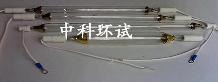 供应风冷水冷式氙弧灯老化灯管图片