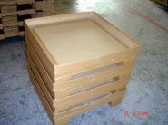供应纸卡板厂家制作 包装卡板纸