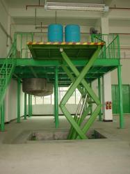 升降机供应商图片