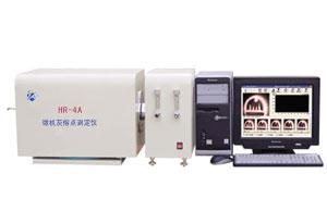 供应HR-4A煤灰灰熔点测定仪锅炉 HR-4A微机灰熔点测定仪煤炭