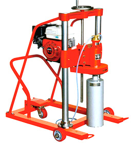 供应HZ-20A型砼钻孔取芯机-雅马哈动力 专业生产 高品质