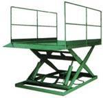 供應固定裝卸式升降平台