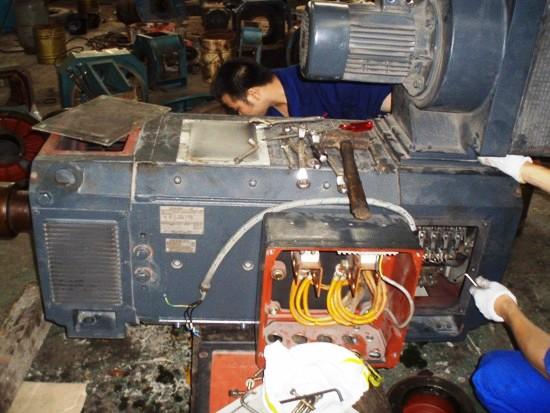 调速电机修理海德堡电机维修图片/调速电机修理海德堡电机维修样板图