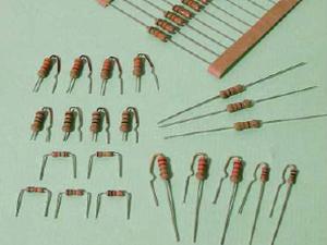 供应碳膜电阻器