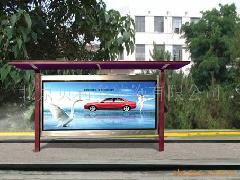 北京企业橱窗通知栏告示栏不锈钢宣传栏生产供应商