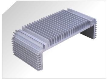 供应苏州散热器铝型材