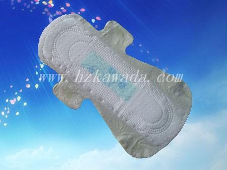 纳米银离子卫生巾图片