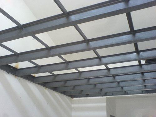 oft钢结构阁楼图片