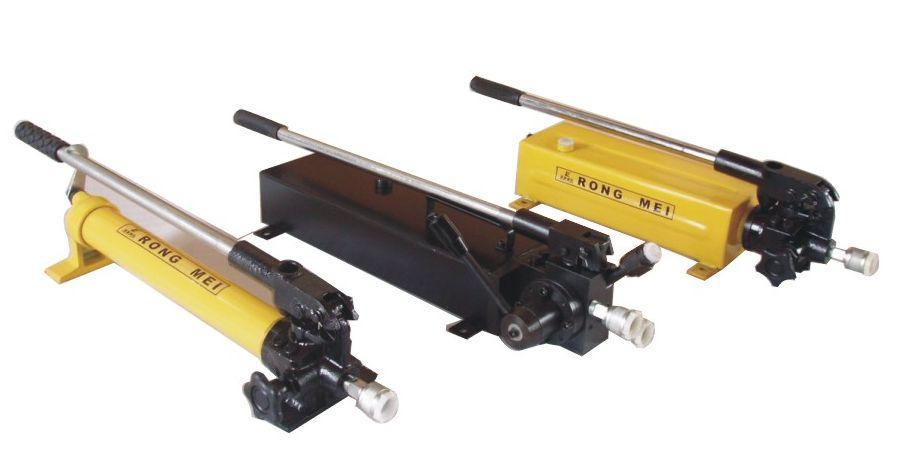 供应手动泵 超高压手动泵-荣美液压,质量保证,
