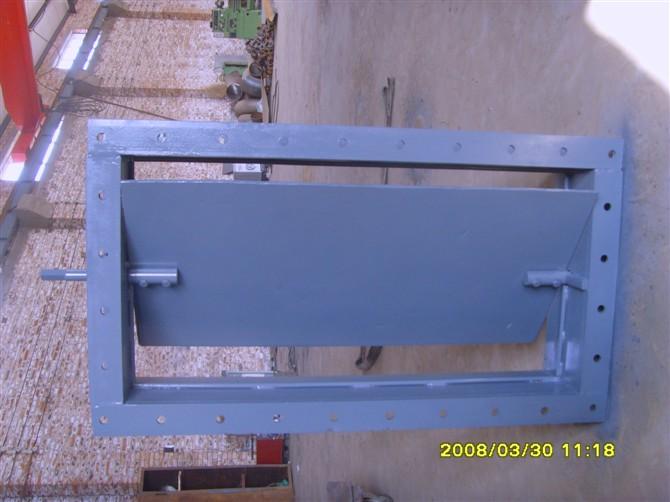 供应方风门的安装说明、方风门,单轴方风门批发