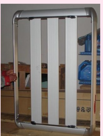 供应不锈钢通用四方行李架批发