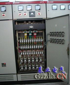 全自动功率补偿电容柜全自动