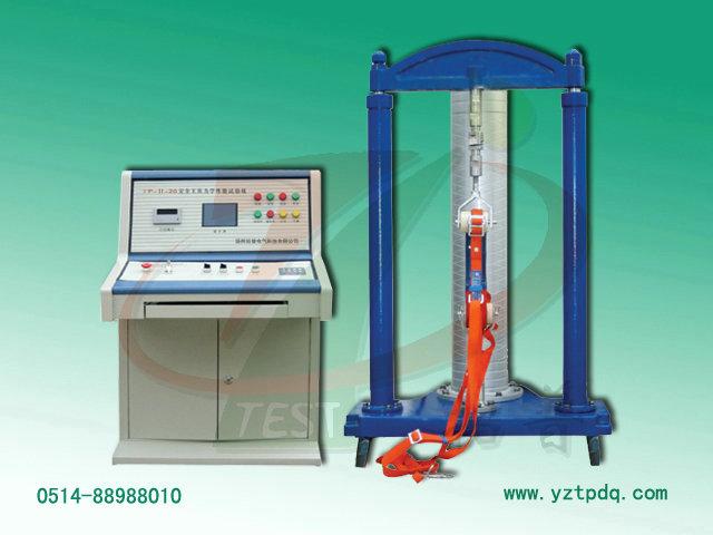 供应安全工器具力学性能试验机