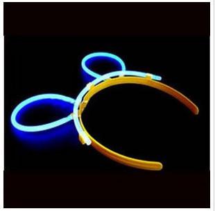 米老鼠荧光头箍荧光棒荧光眼镜图片
