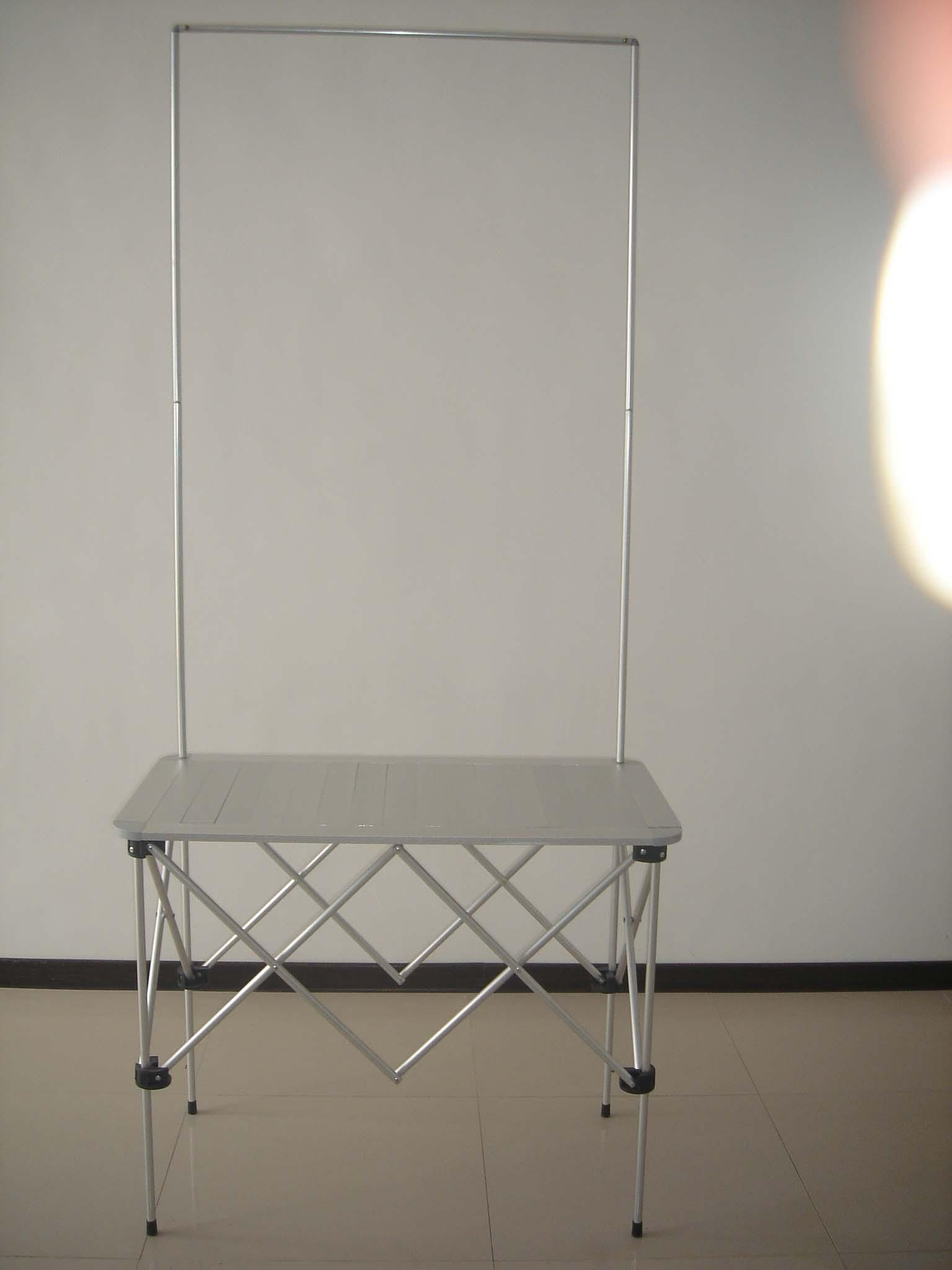 供应全铝折叠促销台全铝折叠促销桌