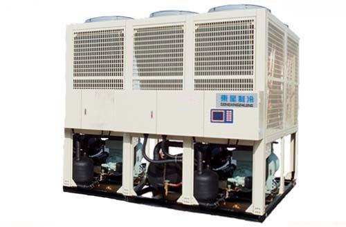 供应风冷式冷水机风冷冷水机风冷螺杆式冷水机风冷冷水机P数图片