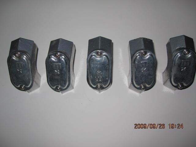 供应铸钢防爆分线盒