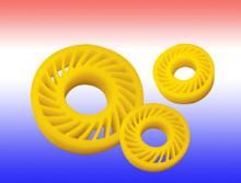 供应纸箱厂配件太阳轮送纸轮纸箱机械输纸轮太阳轮