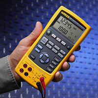 供应温度校准器Fluke724温度校准器
