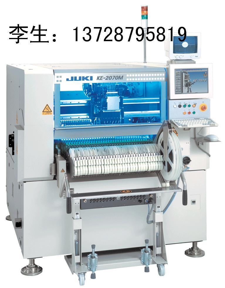 贴片机图片 贴片机样板图 JUKI贴片机KE 2070 深圳市迈瑞...
