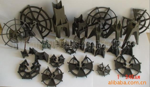 钢筋保护层塑料垫块泰和牌-莆田市金帅塑料制品有限公司图片