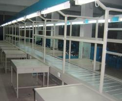 供应板链式流水线链板输送线输送机自动线生产线组装线