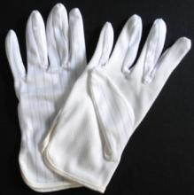 供应防静电点塑手套厂家  点塑手套价格 防滑点塑手套 点塑手套批发