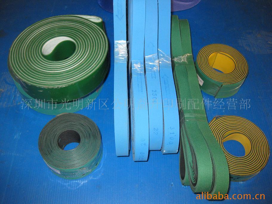 供应印刷机械进口平面带及双面齿形带厂家直销,印刷机械进口平面带及双面齿形带价格图片