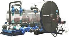 燃油气导热油炉