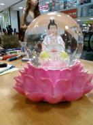 时尚水晶球礼品图片