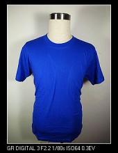 供应圆领文化衫-空白广告衫