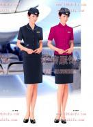 上海订做航空服铁路职业装图片