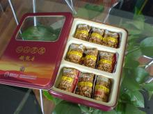 供应保健茶铁盒包装