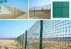 高速公路波浪隔离网,浸塑隔离网,创机防护公路网