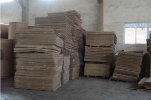 蜂窝纸制品包装图片