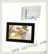 10寸数码相框电视数码相框图片