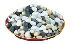 供应鹅卵石砾石垫层承托层滤池过滤器滤料滤灌滤料批发