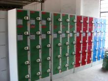 供应超市储物柜投币钥匙柜电子储物柜 电子储物箱