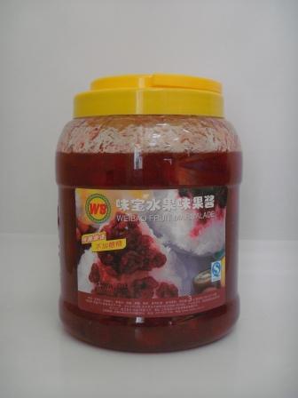 供应草莓果酱批发