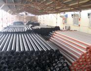 新疆钢塑复合管-内外涂塑钢塑管图片